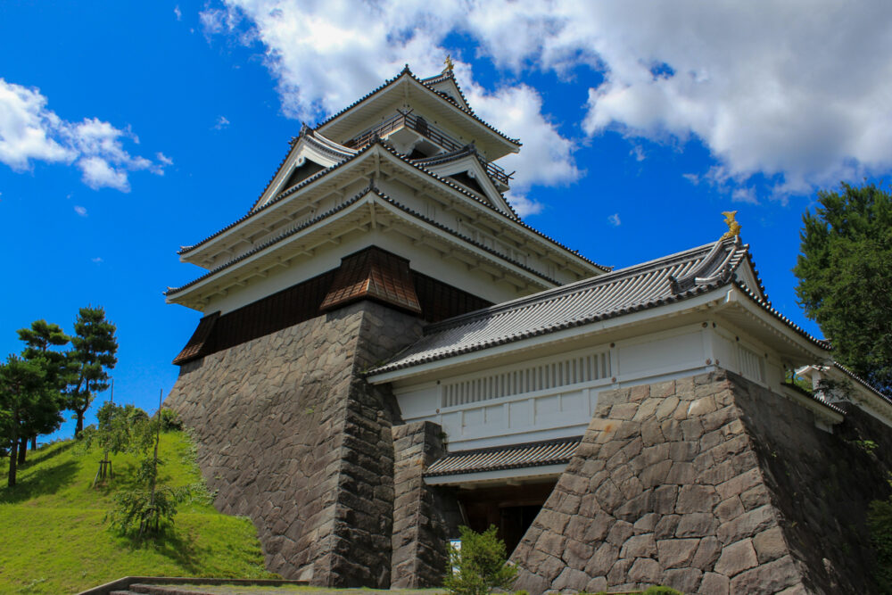 【山形】上山城の御城印|販売場所はどこ?いくらで買えるの?