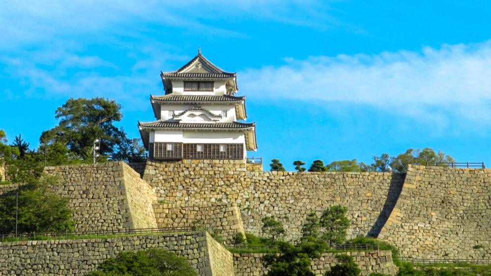 丸亀城の御城印|販売場所はどこ?料金はいくら?