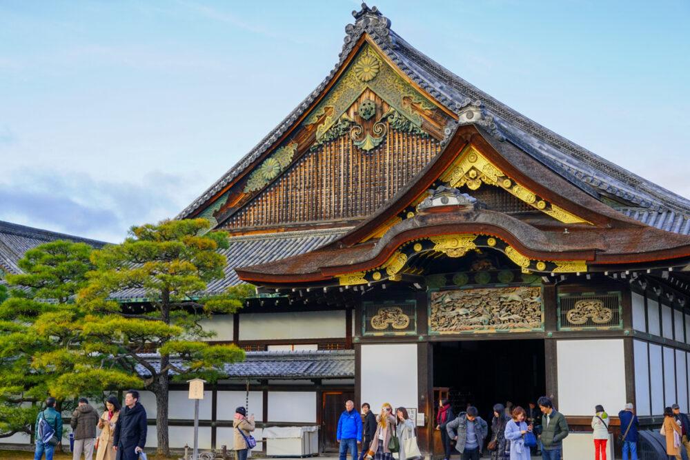 【京都】元離宮二条城の御城印|販売場所はどこ?いくらで買えるの?