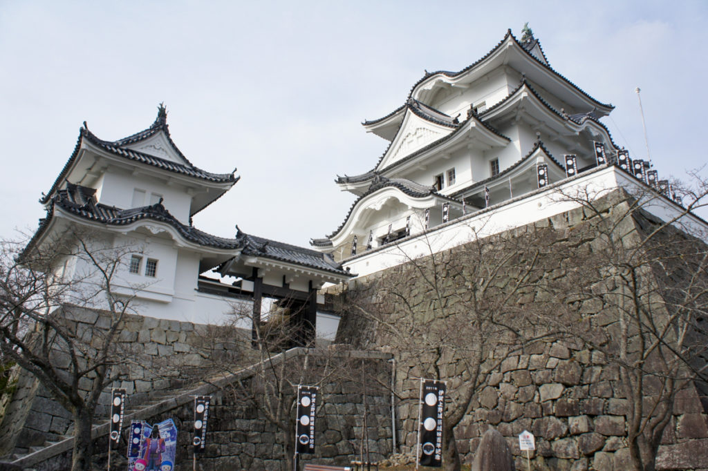 【三重】伊賀上野城の御城印|販売場所はどこ?いくらで買えるの?