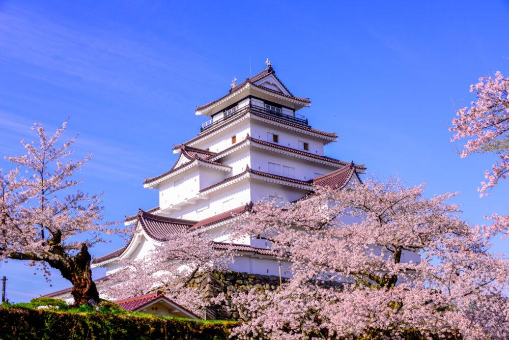 【福島】会津若松城(鶴ヶ城)の御城印|販売場所はどこ?いくらで買えるの?