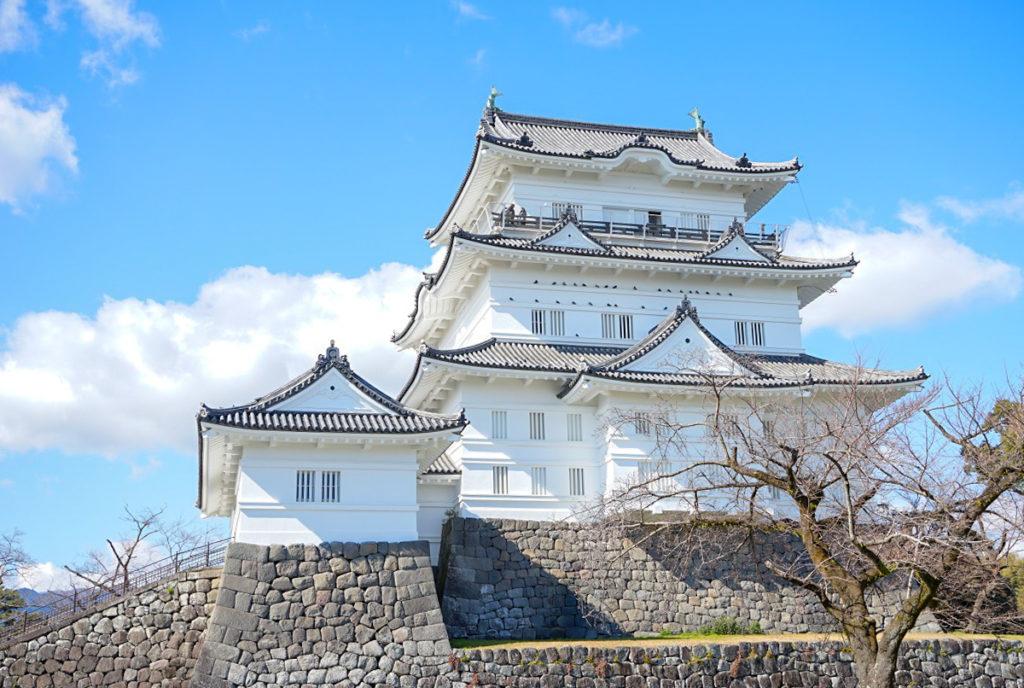 小田原城の御城印 販売場所はどこ?料金はいくら?