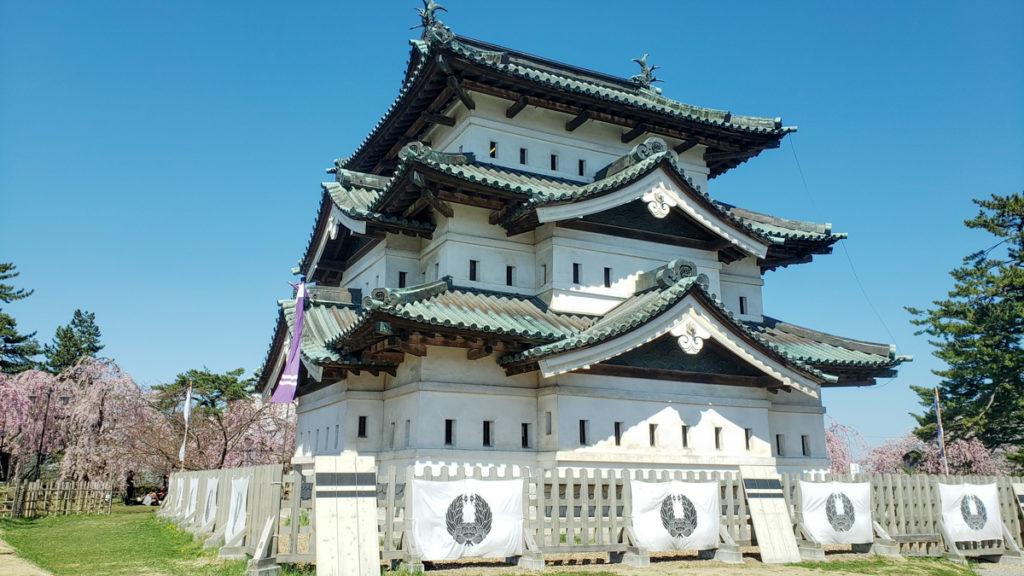 弘前城の御城印|販売場所はどこ?料金はいくら?