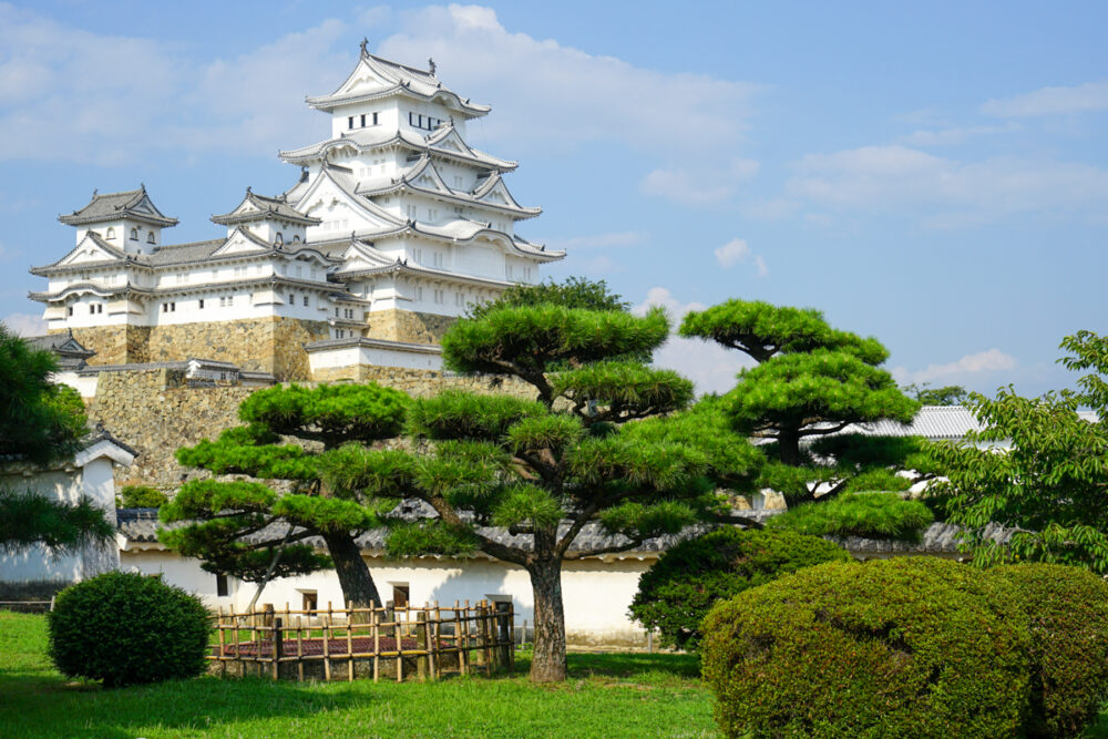 姫路城の御城印|販売場所はどこ?料金はいくら?
