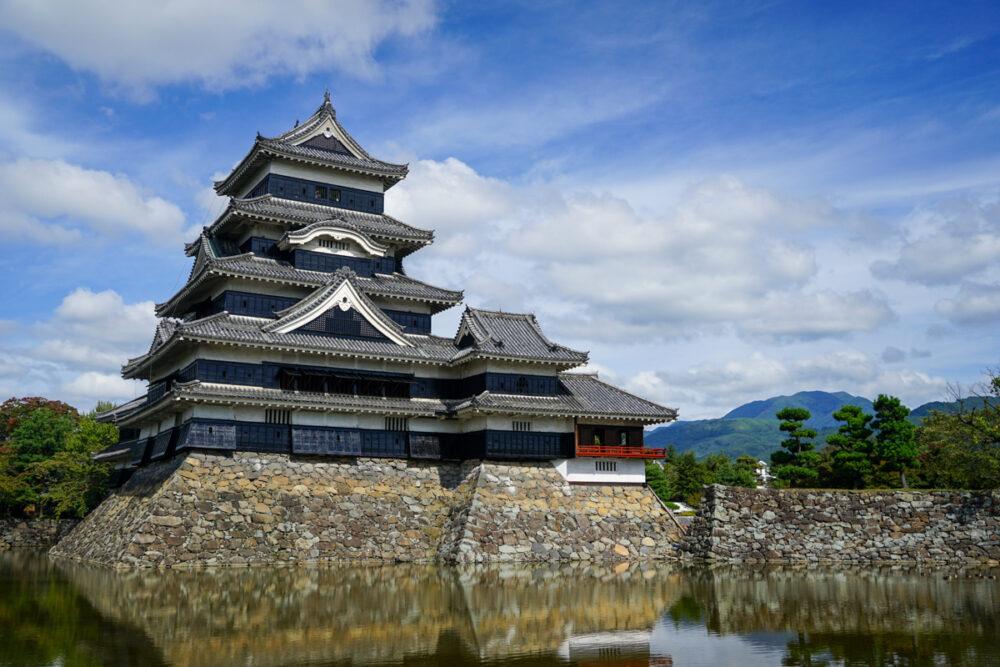 国宝5城の御城印を集めよう!|松本城