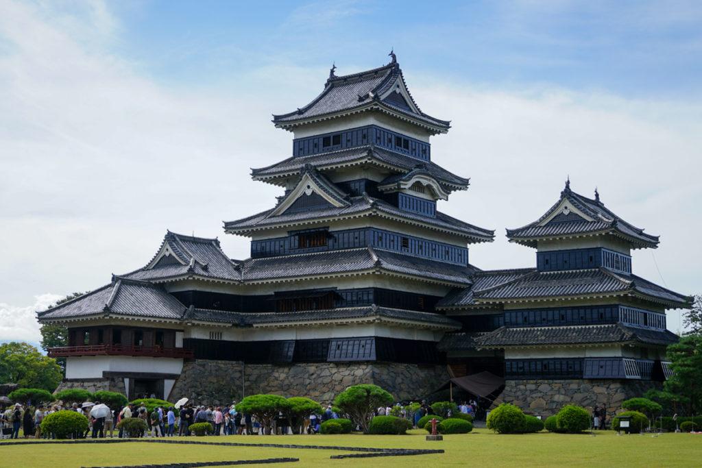 松本城の御城印|販売場所はどこ?料金はいくら?