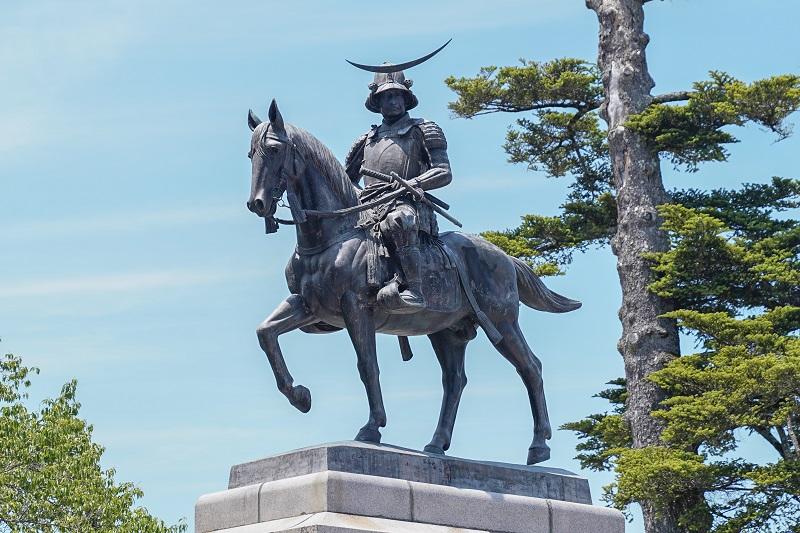 【宮城】仙台城の御城印|販売場所はどこ?いくらで買えるの?