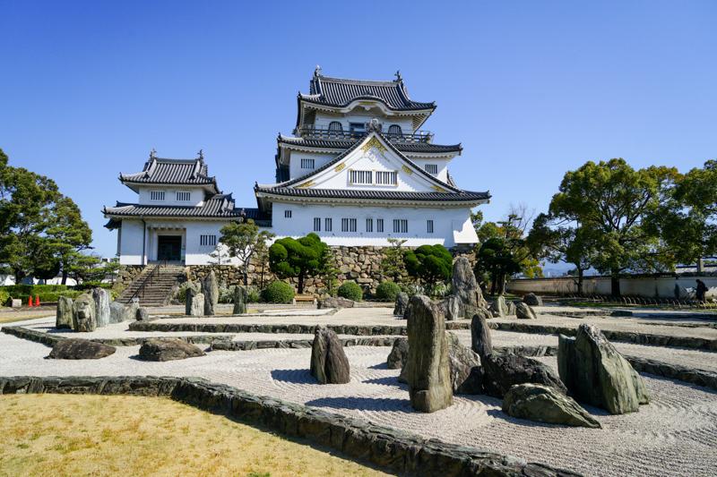 岸和田城|【大阪】岸和田城の御城印|販売場所はどこ?いくらで買えるの?