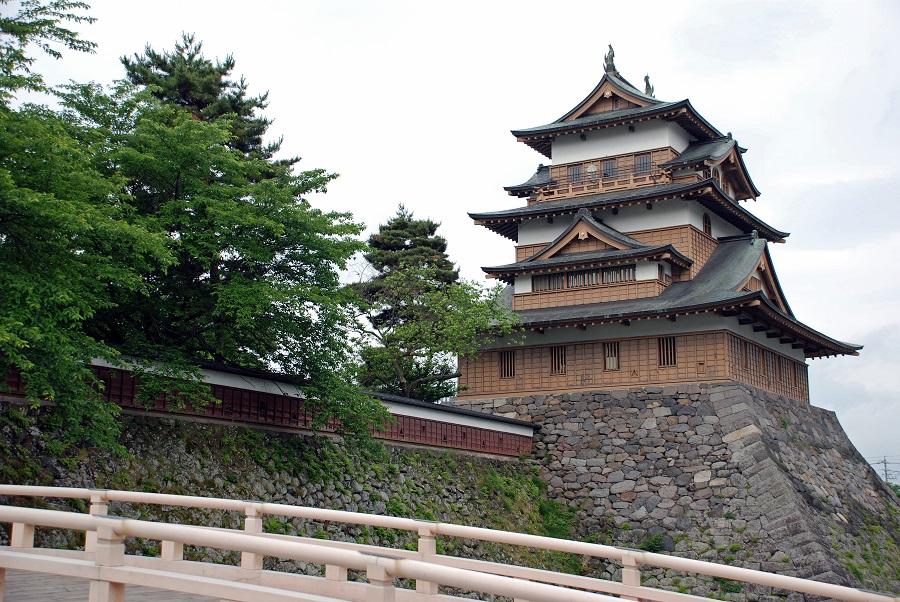 高島城の御城印