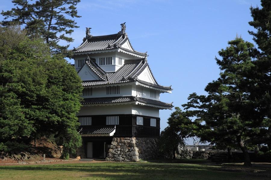 吉田城の御城印