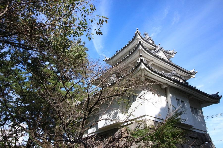 津城の御城印