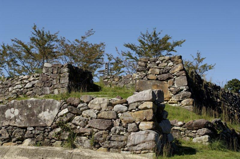 赤木城の御城印