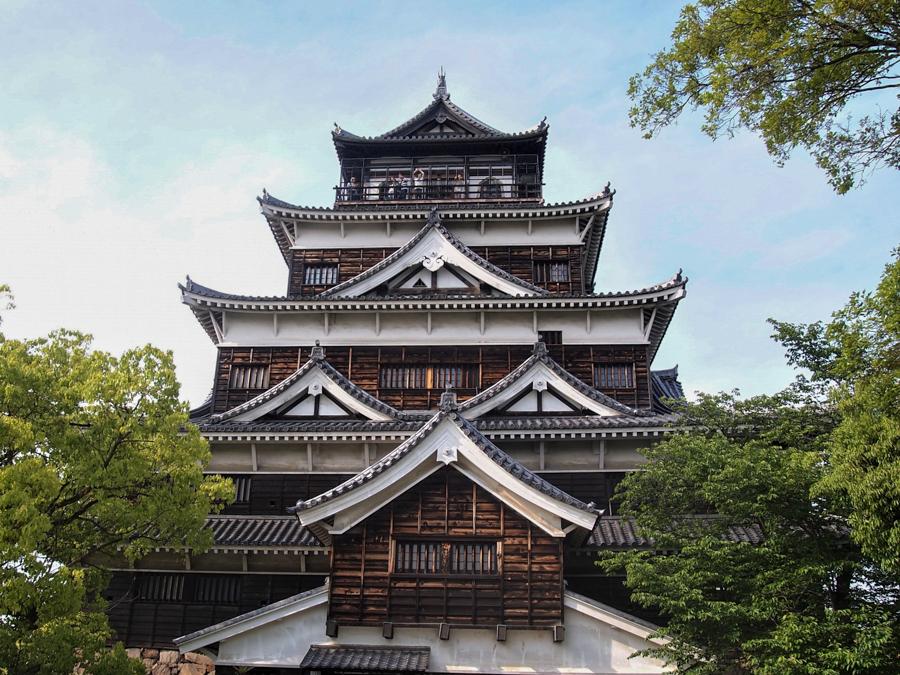 広島城の御城印