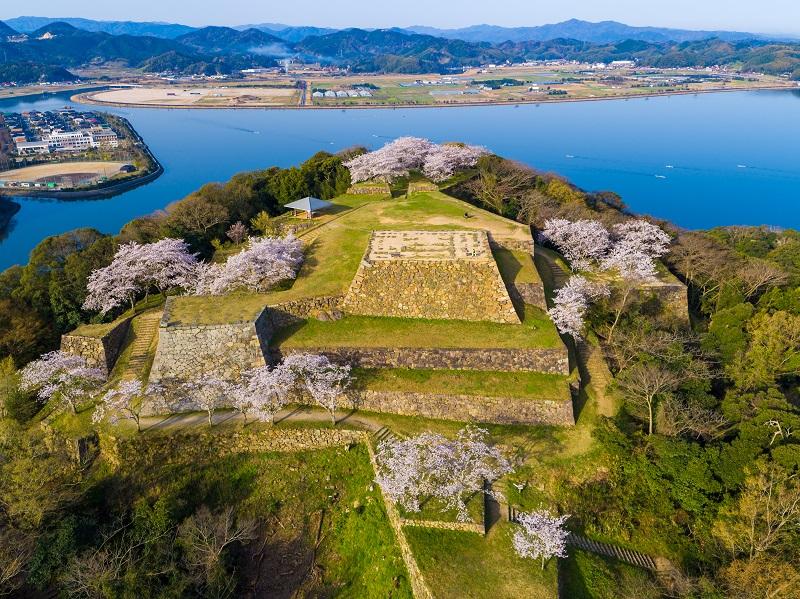 米子城の御城印
