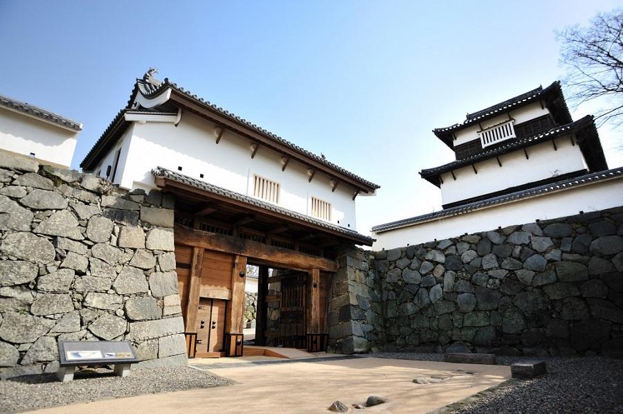 福岡城の御城印