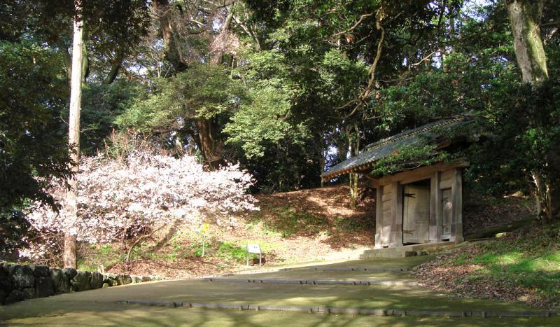 浜田城の御城印