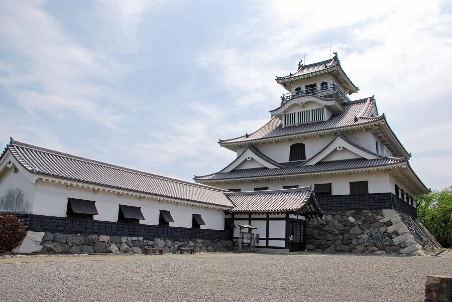 長浜城の御城印
