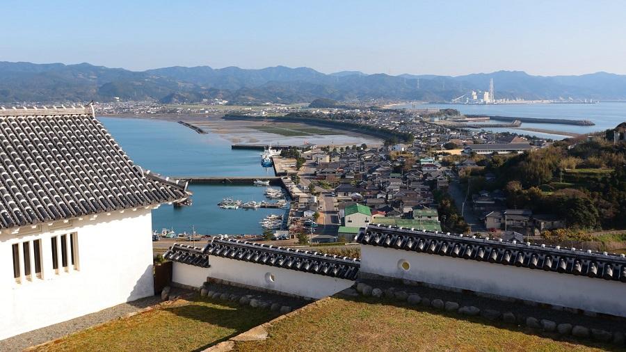 富岡城の御城印