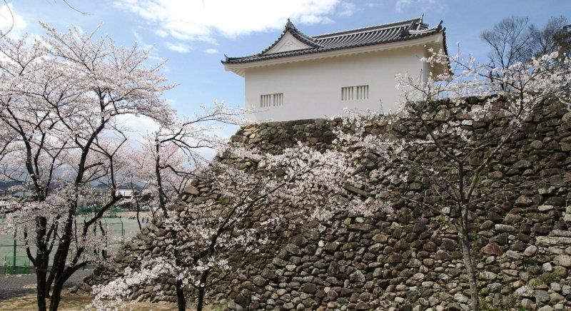 亀山城の御城印