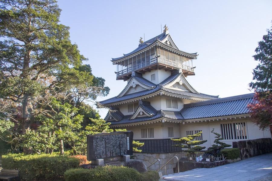 岩崎城の御城印