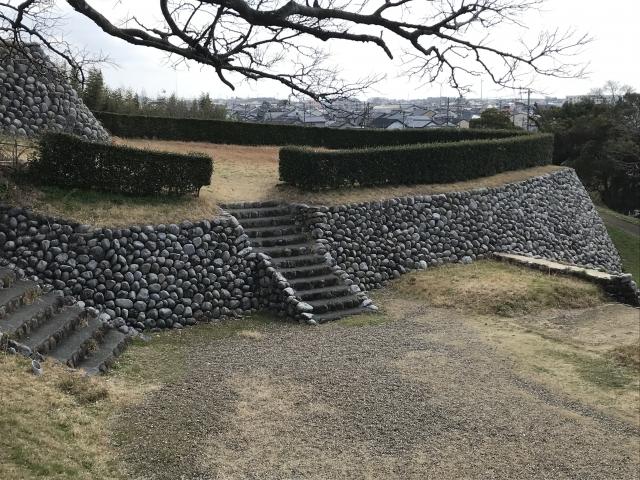 横須賀城の御城印