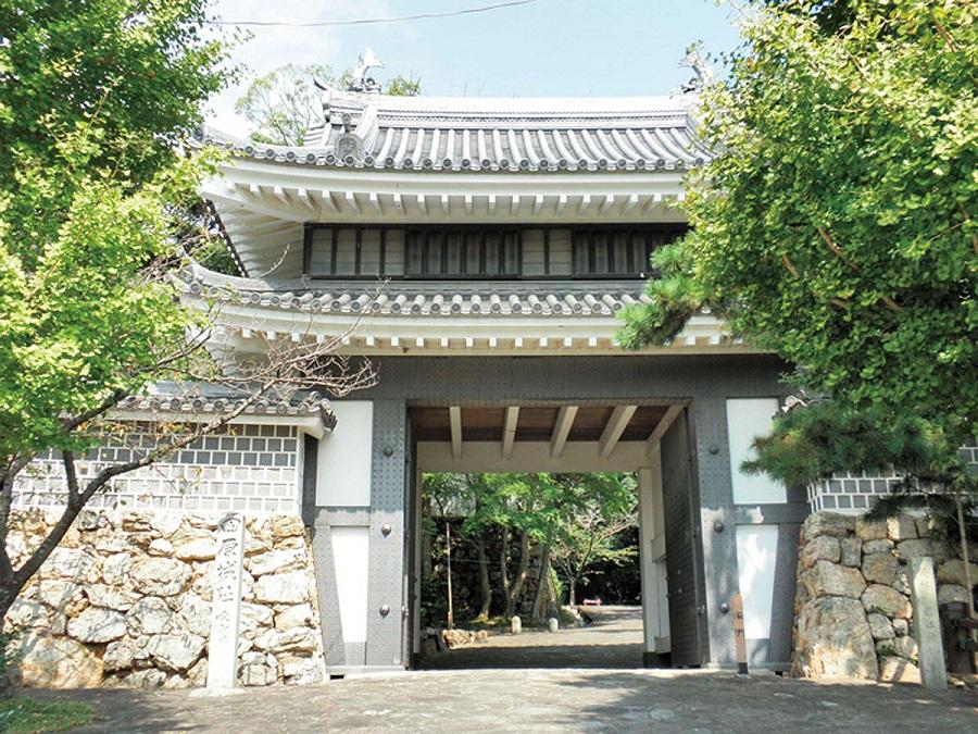 田原城の御城印