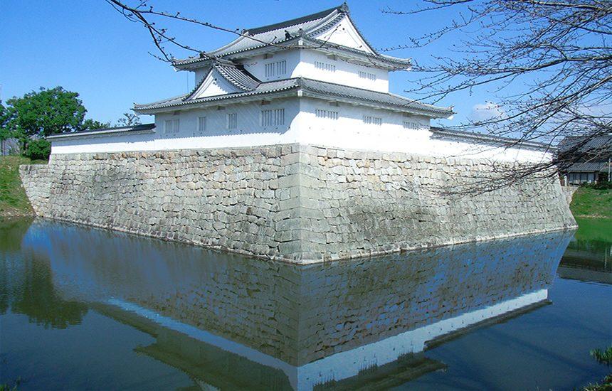 水口城の御城印