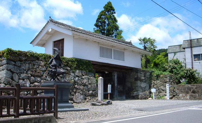 竹中陣屋の御城印